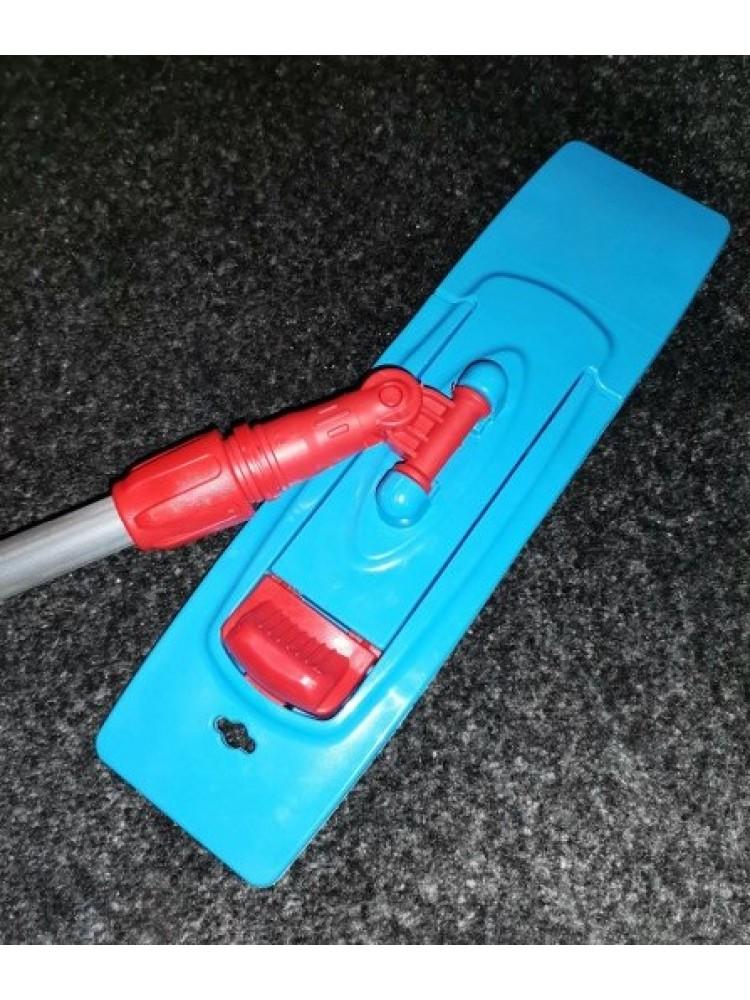 Grindų šluostės laikiklis su magnetu 40cm