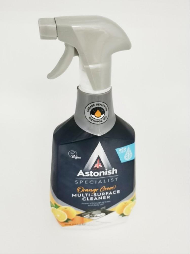 Universalus valiklis ASTONISH, apelsinų kvapo