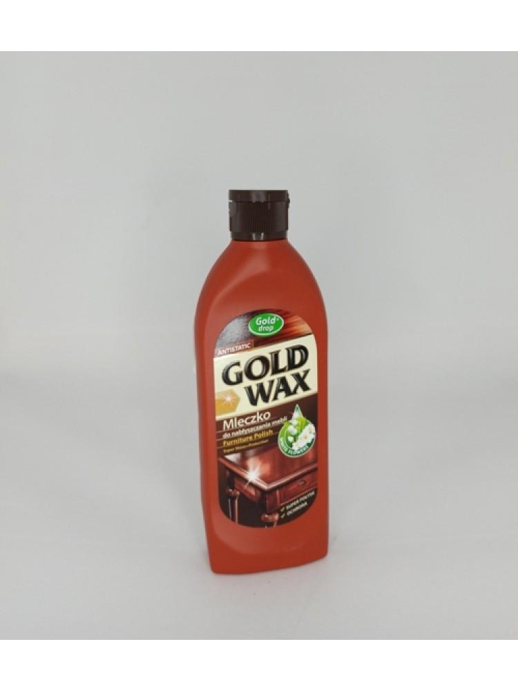 Baldu valiklis Gold Wax