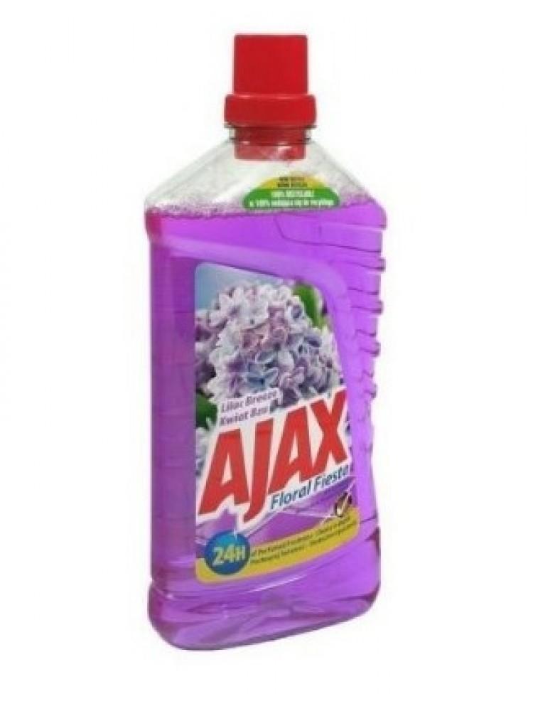 Grindų ploviklis AJAX Lilac breeze, 1L