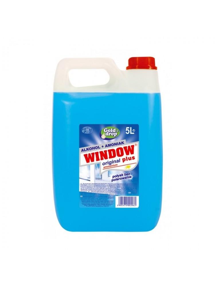 """Langų valiklis """" Window plius"""" 5 ltr"""