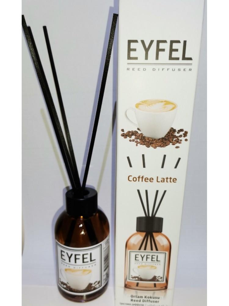 Eyfel namų kvapai (Baltos kavos - coffe late )110ml