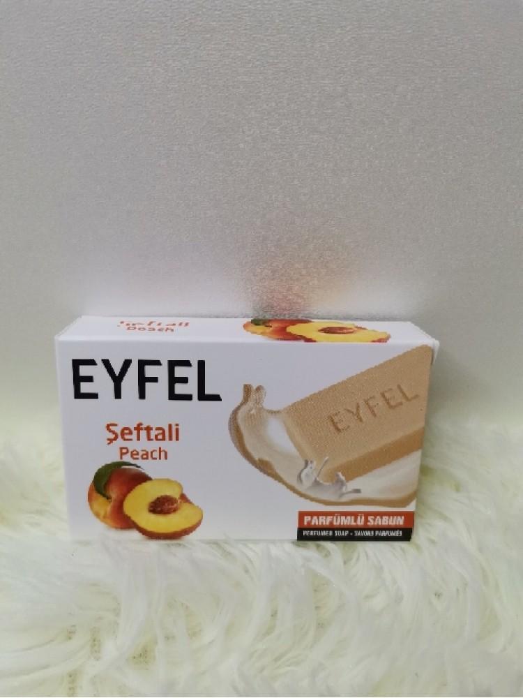 Eyfel  persikų kvepiantis muilas