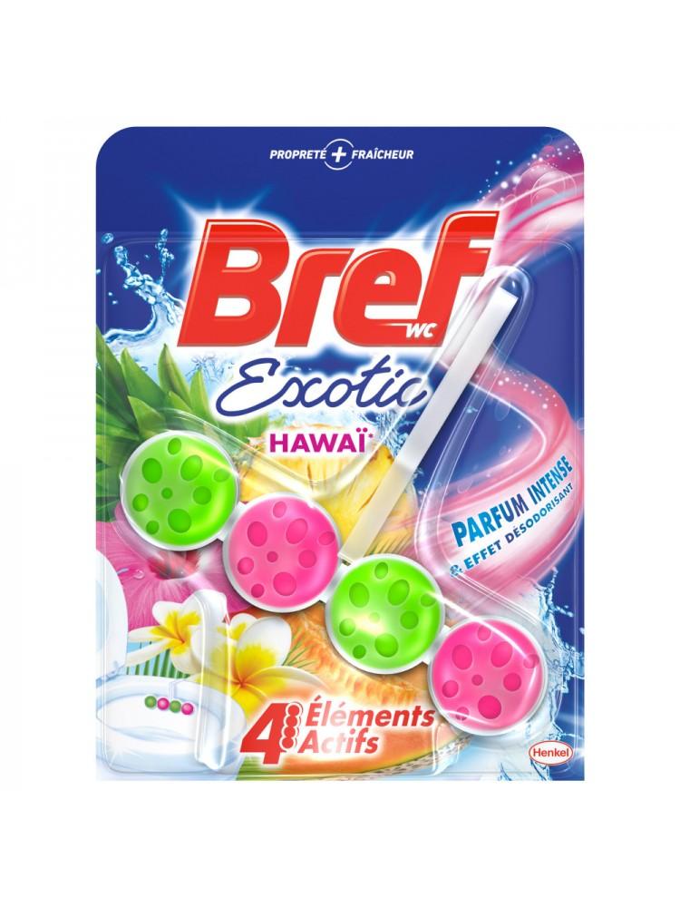 WC valiklis Bref Exsotic Hawai 50g