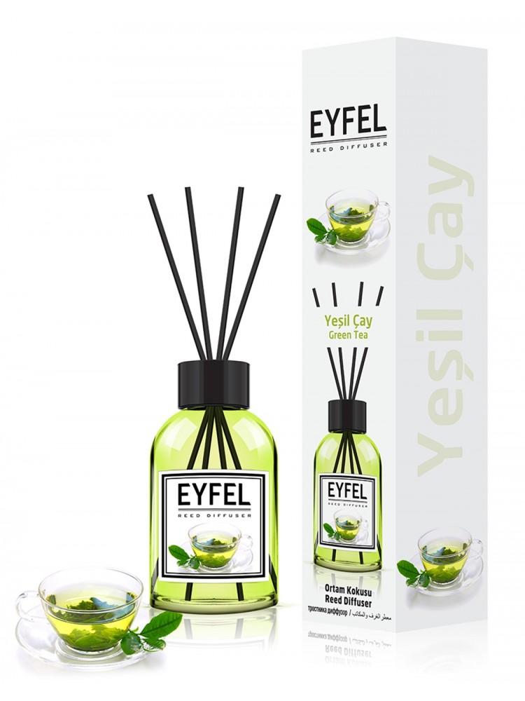 Eyfel namų kvapai (žalioji arbata - green tea) 110ml